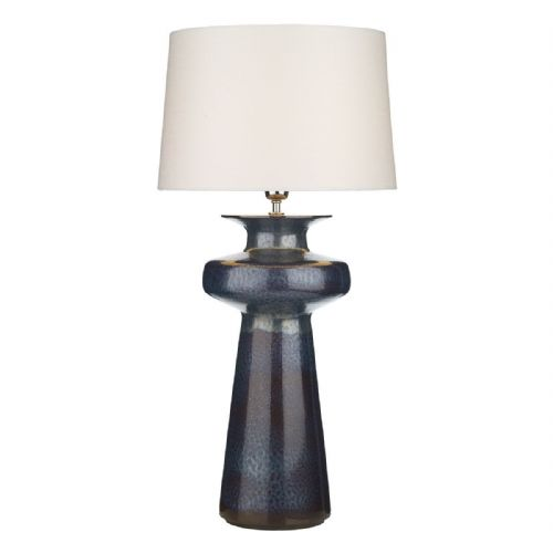 Lustre Table Lamp Large Black/Oil Finish Base Only LUS4322 (7-10 day Delivery)